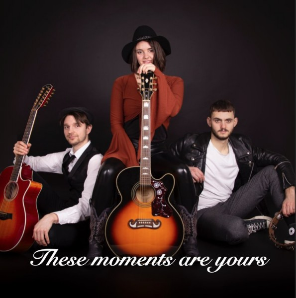 Alina Sebastian - These Moments are yours